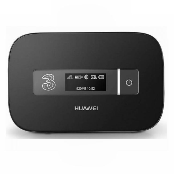 mobile router with LCD screen